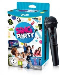 SiNG Party per Nintendo Wii U
