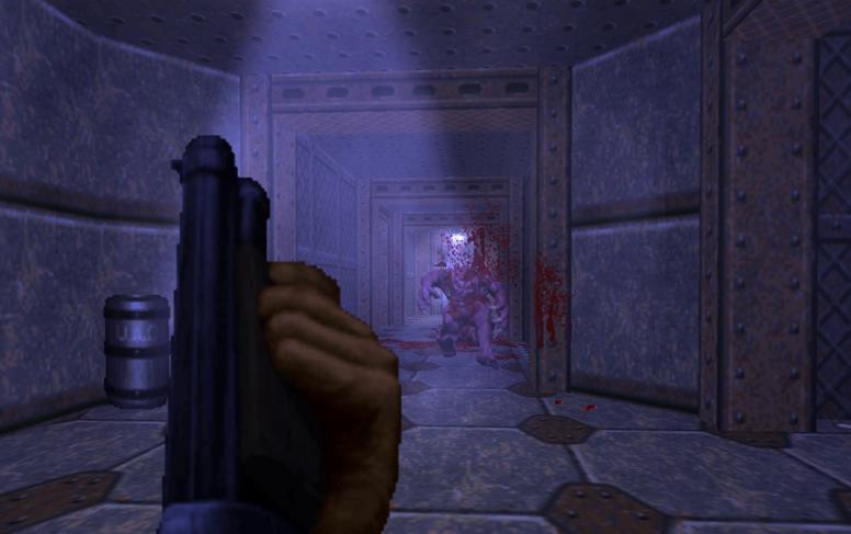 Brutal Doom 64 è in preparazione