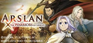 Arslan: The Warriors of Legend per PC Windows