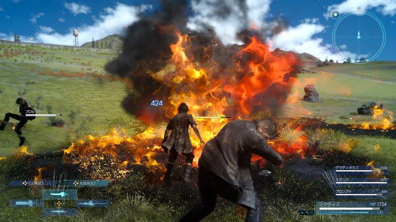 Final Fantasy XV, un nuovo Active Time Report il 31 gennaio
