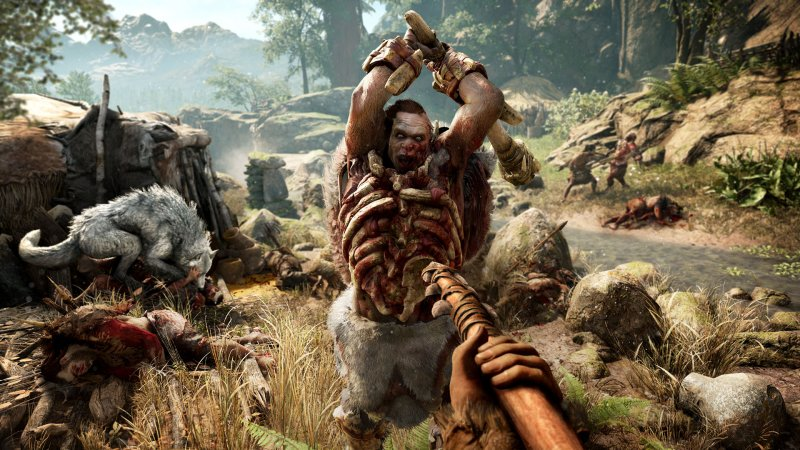 Far Cry Primal conquista le classifiche italiane