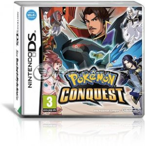 Pokémon Conquest per Nintendo DS
