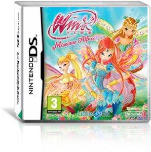 WinX Club: Missione Alfea per Nintendo DS