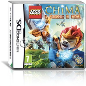 LEGO Legends of Chima: Il Viaggio di Laval per Nintendo DS