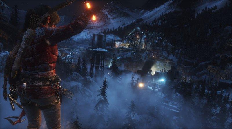 Rise of the Tomb Raider arriverà su PlayStation 4 entro la fine dell'anno