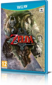 The Legend of Zelda: Twilight Princess HD per Nintendo Wii U
