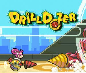 Drill Dozer per Nintendo Wii U