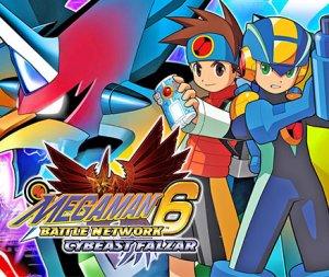 Mega Man Battle Network 6: Cybeast Falzar per Nintendo Wii U