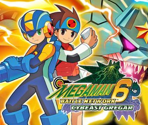 Mega Man Battle Network 6: Cybeast Gregar per Nintendo Wii U