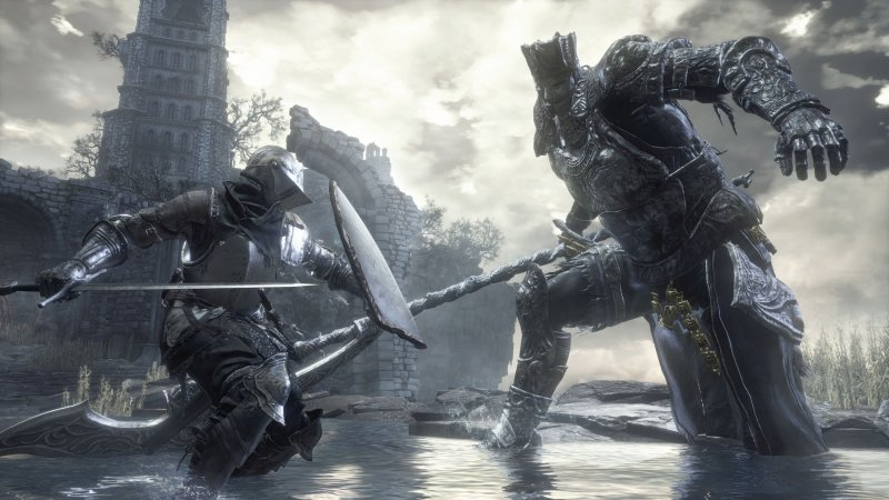 Dark Souls III domina le classifiche Steam