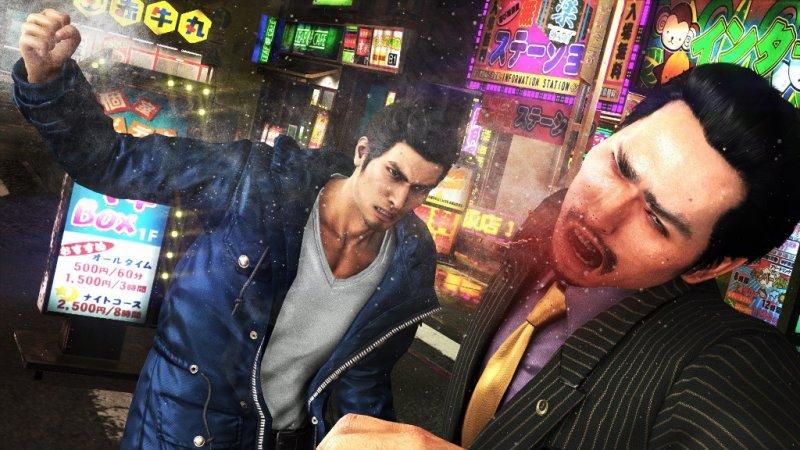 Virtua Fighter 5: Final Showdown sarà presente all'interno di Yakuza 6