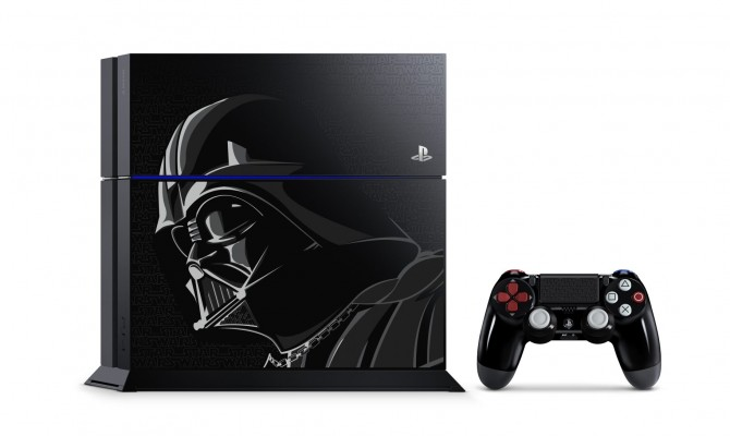 Il bundle Star Wars di PlayStation 4 ha superato il milione di unità vendute