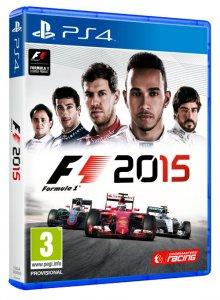 F1 2015 per PlayStation 4