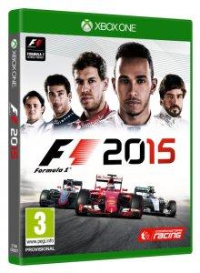 F1 2015 per Xbox One
