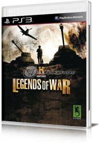 History: Legends of War per PlayStation 3