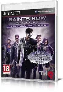 Saints Row: The Third per PlayStation 3