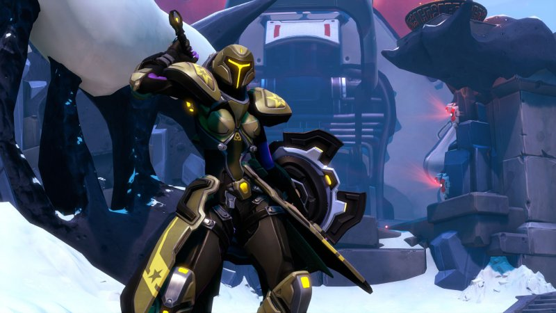 Battleborn è primo nelle classifiche inglesi