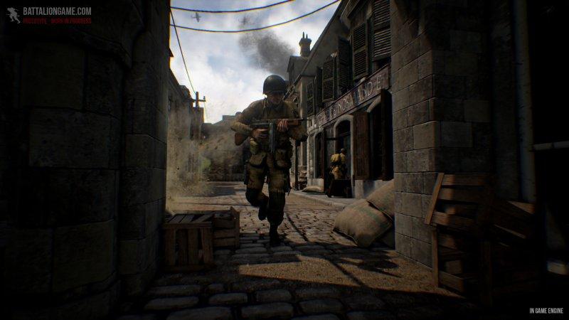 Battalion 1944 potrebbe non girare a 1080p e 60 fotogrammi su PlayStation 4 e Xbox One