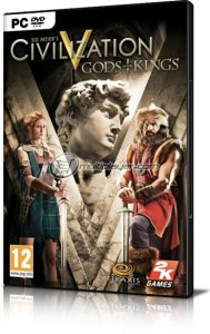 Sid Meier's Civilization V: Gods & Kings per PC Windows