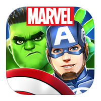 Marvel Avengers Academy per iPhone