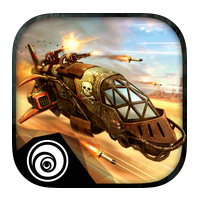 Sandstorm: Pirate Wars per iPhone