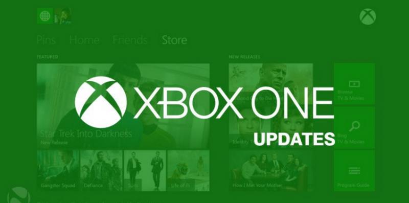 In arrivo domani un aggiornamento per Xbox One