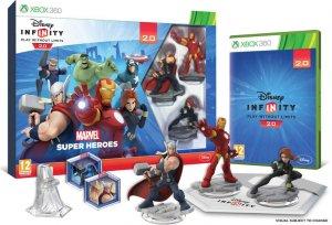 Disney Infinity 2.0: Marvel Super Heroes per Xbox 360