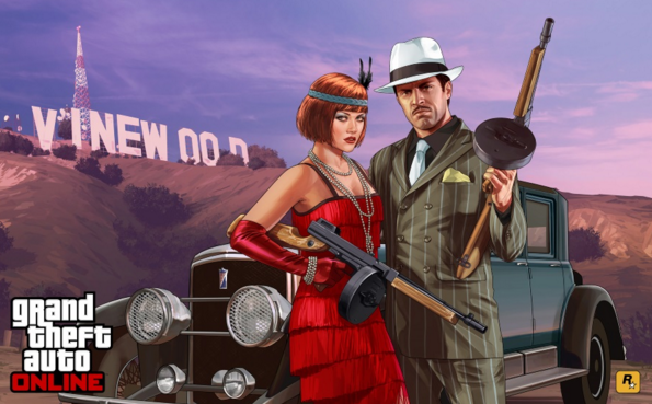 Grand Theft Auto Online festeggia San Valentino... a modo suo
