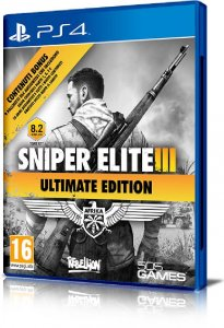 Sniper Elite III Ultimate Edition per PlayStation 4