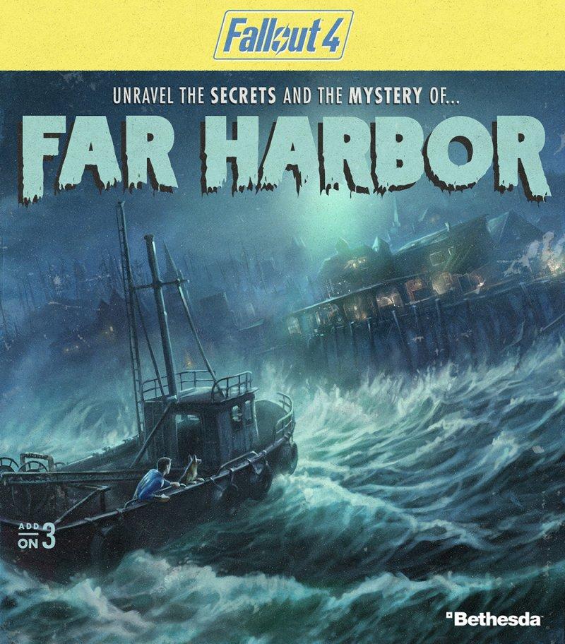 20 ore di durata e atmosfera da brividi per Fallout 4: Far Harbor