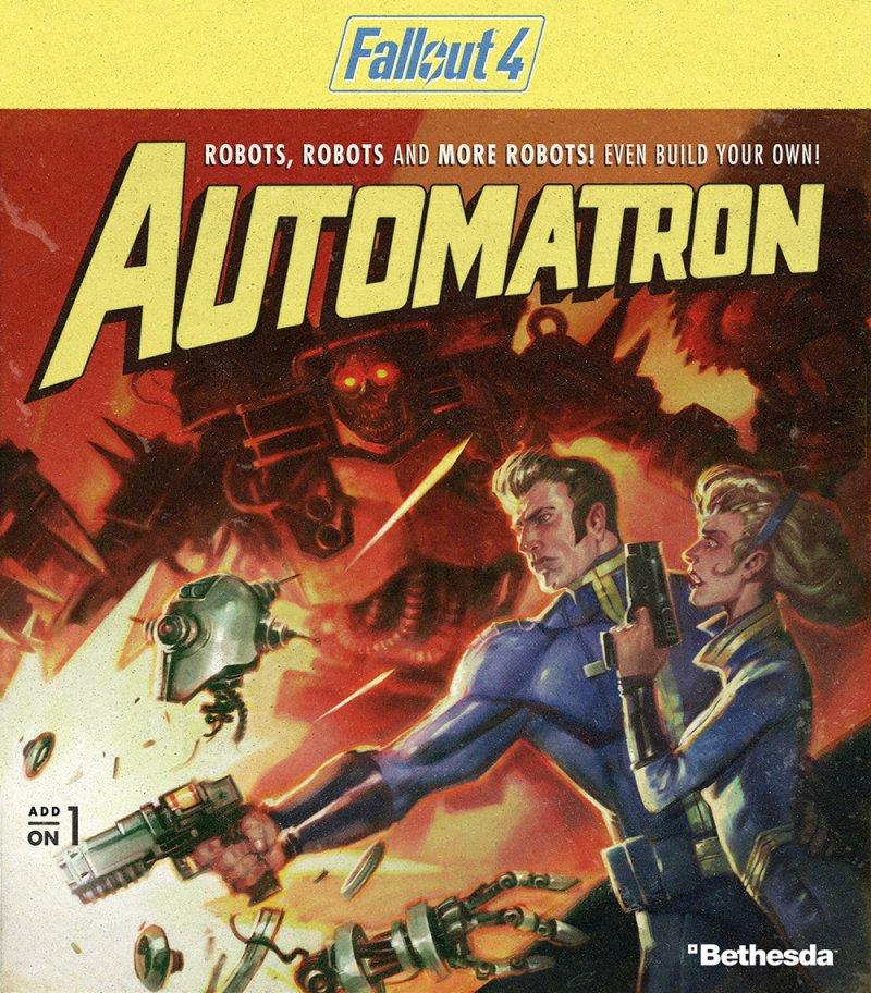 Già pronti gli obiettivi di Automatron per Fallout 4
