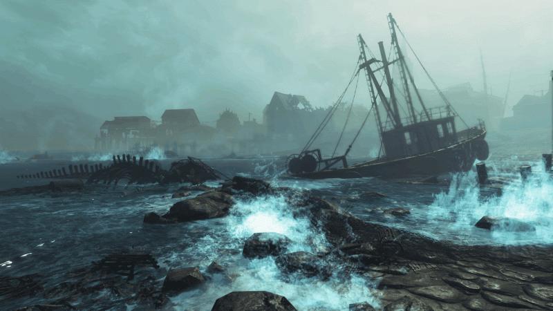 Annunciata la data di lancio per Fallout 4: Far Harbour