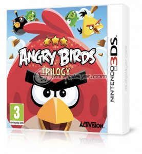 Angry Birds Trilogy per Nintendo 3DS