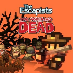 The Escapists: The Walking Dead per PlayStation 4