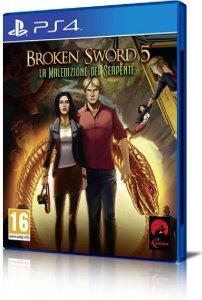 Broken Sword 5: La Maledizione del Serpente per PlayStation 4