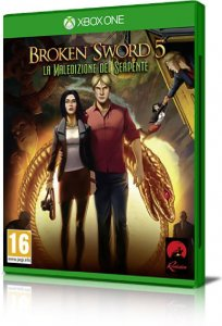 Broken Sword 5: La Maledizione del Serpente per Xbox One