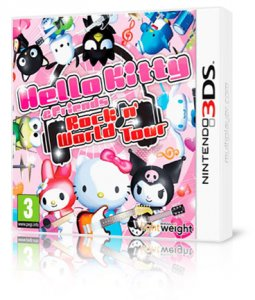 Hello Kitty & Friends: Rock n' World Tour per Nintendo 3DS