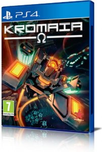 Kromaia Omega per PlayStation 4