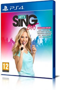 Let's Sing 2016 per PlayStation 4