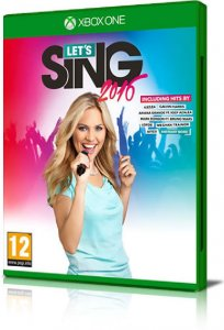 Let's Sing 2016 per Xbox One