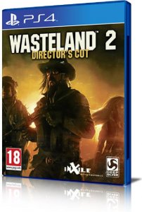 Wasteland 2: Director's Cut per PlayStation 4