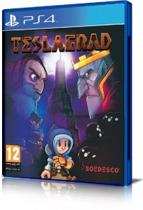 Teslagrad per PlayStation 4