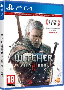 The Witcher 3: Wild Hunt per PlayStation 4