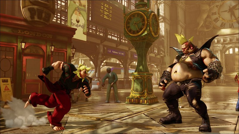 In preparazione nuovi DLC per Street Fighter V, Arcade mode e Versus CPU