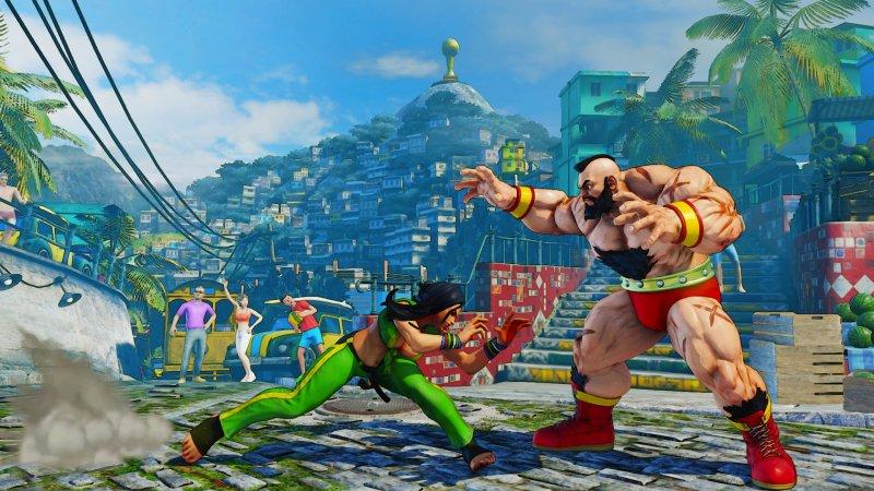 L'online di Street Fighter V sembra adesso funzionare a dovere