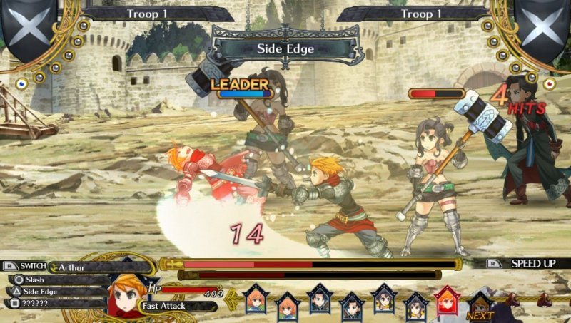 La beta di Grand Kingdom parte il 3 maggio su PlayStation 4