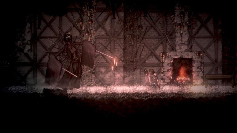 Salt and Sanctuary sarà disponibile da domani su PlayStation Store