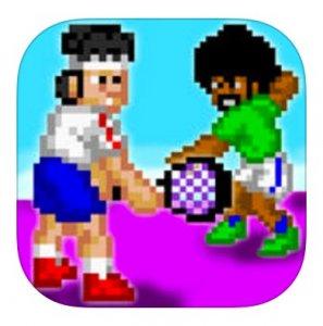 Tennis Champs Returns per iPad