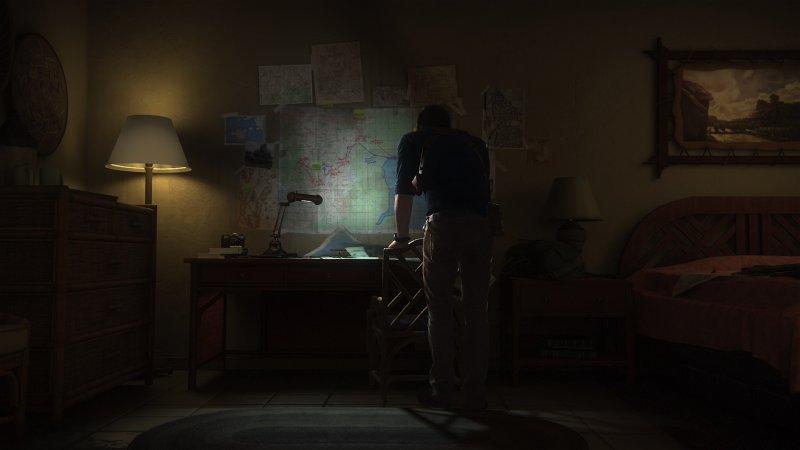 Uncharted 4: Fine di un Ladro - Voci dal Sottobosco