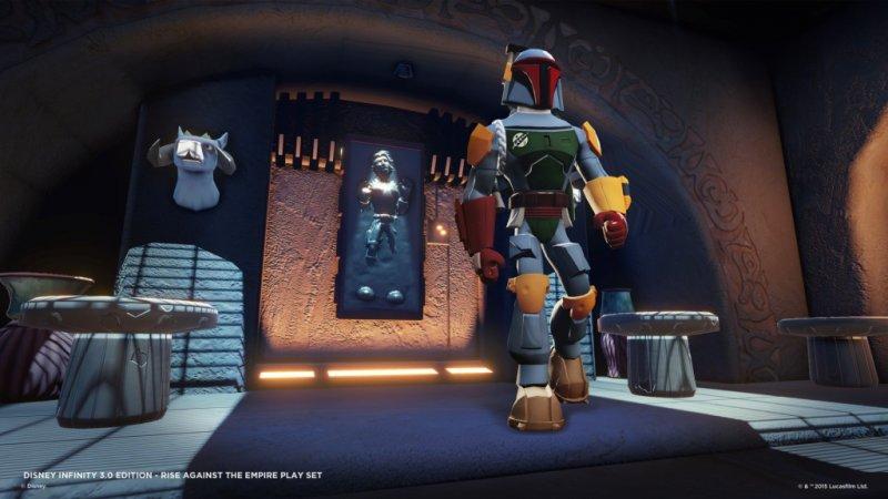 Disponibili tre nuovi personaggi per Disney Infinity 3.0: Nick e Judy di Zootropolis e Boba Fett di Star Wars